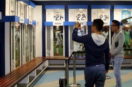 """Nha vo dich FC Thanh Dong """"dot nhap"""" phong thay do Real Madrid - Anh 7"""