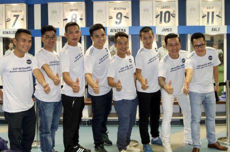 """Nha vo dich FC Thanh Dong """"dot nhap"""" phong thay do Real Madrid - Anh 8"""