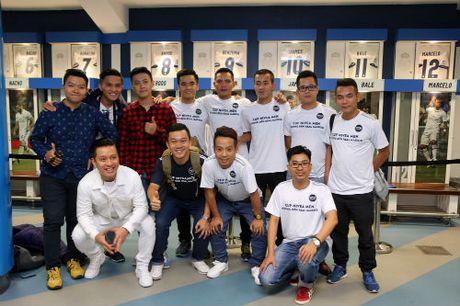 """Nha vo dich FC Thanh Dong """"dot nhap"""" phong thay do Real Madrid - Anh 9"""