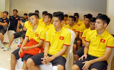 AFC va chu nha Bahrain xin loi U19 Viet Nam - Anh 1