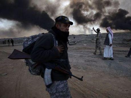 Tho Nhi Ky khang khang muon tham gia vao chien dich Mosul - Anh 2