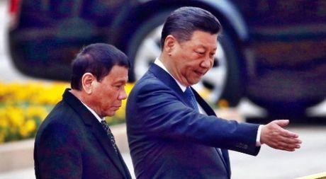 Nguoi My tai Philippines lo so Tong thong Duterte - Anh 1