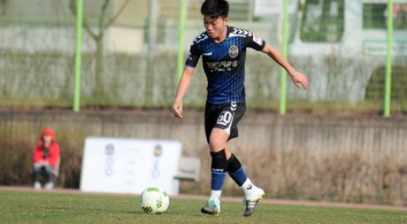 Xuan Truong da chinh lan thu 2 tai giai K.League - Anh 1