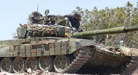 Quan doi Syria se chien dau toi cung de chong lai Tho Nhi Ky - Anh 1