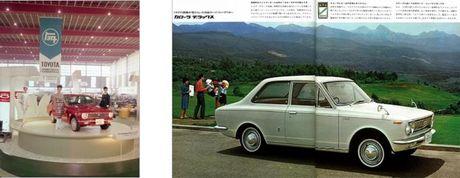 Corolla – Mot chang duong nua the ky - Anh 1