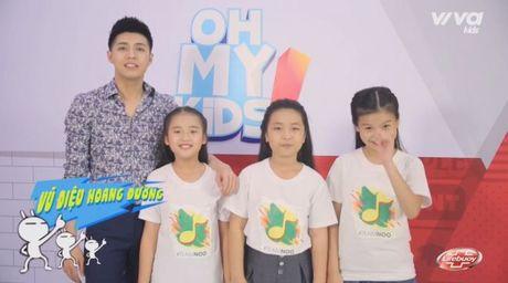 Oh My Kids! #6: Noo Phuoc Thinh lan dau doi dien thu thach 'vu dieu hoang duong' - Anh 2