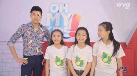 Oh My Kids! #6: Noo Phuoc Thinh lan dau doi dien thu thach 'vu dieu hoang duong' - Anh 3