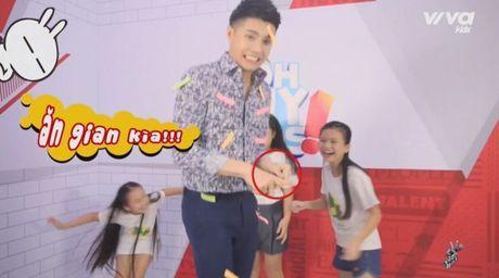 Oh My Kids! #6: Noo Phuoc Thinh lan dau doi dien thu thach 'vu dieu hoang duong' - Anh 5