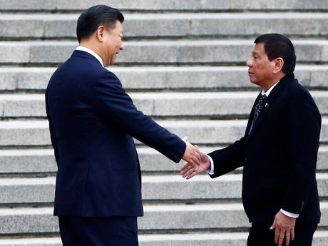 Nuoc My truoc tinh ban moi Duterte - Trung Quoc - Ky 3: Khong can qua lo! - Anh 1