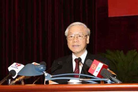 Tong bi thu Nguyen Phu Trong: Can doi moi tren linh vuc tu tuong, ly luan - Anh 1