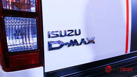 Chi tiet Isuzu D-Max Type X va Isuzu mu-X Limited moi tai Viet Nam - Anh 21