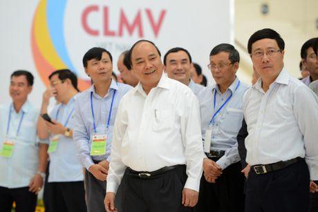 Thu tuong chi dao tong duyet cac hoi nghi cap cao ve Mekong - Anh 1