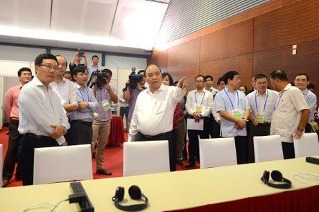 Thu tuong chi dao tong duyet cac hoi nghi cap cao ve Mekong - Anh 3