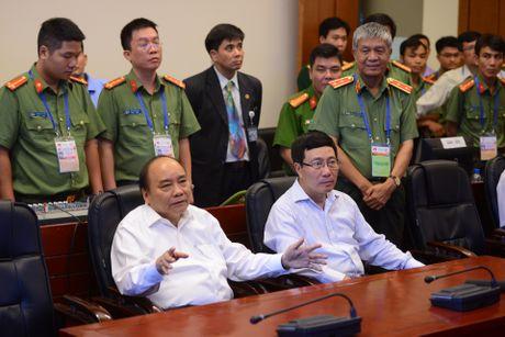 Thu tuong chi dao tong duyet cac hoi nghi cap cao ve Mekong - Anh 4