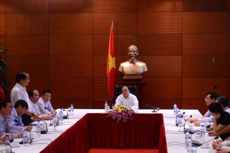 Thu tuong chi dao tong duyet cac hoi nghi cap cao ve Mekong - Anh 5