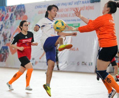 Ket thuc giai futsal bao chi TP.HCM 2016 - Anh 1