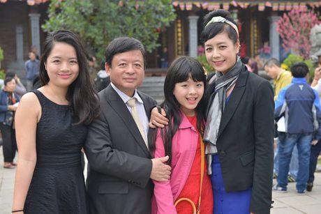 Nghe si Chieu Xuan: 'Toi qua so hai khi biet tin nha chay' - Anh 1