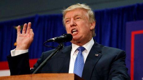 Donald Trump len ke hoach 100 ngay neu lam Tong thong My - Anh 1
