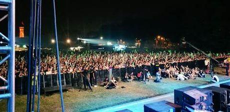 Monsoon Music Festival 2016: Ban nhac Nam Phi khien khan gia Viet nhay uot dam ao - Anh 2