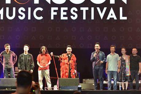 Monsoon Music Festival 2016: Ban nhac Nam Phi khien khan gia Viet nhay uot dam ao - Anh 7