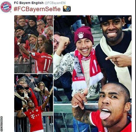 Bayern ha guc Moenchengladbach, len tieng ve tin don ban Alaba cho Man City - Anh 1