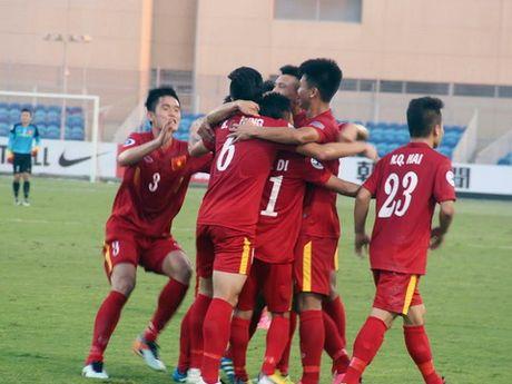 23h15 ngay 23/10, U19 Bahrain - U19 Viet Nam: World Cup chi cach mot chien thang - Anh 1