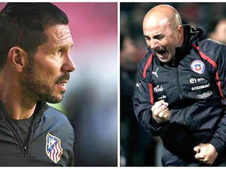 21h15 ngay 23/10, Sevilla – Atletico Madrid: Cuoc dau tri cua nguoi Argentina - Anh 1