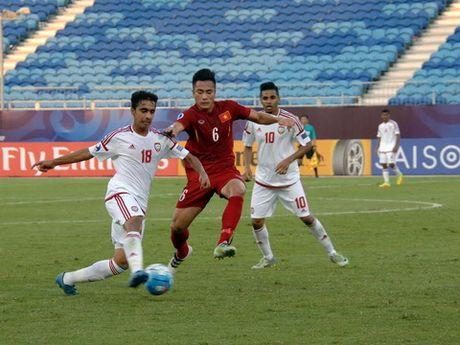 TRUC TIEP, U19 Bahrain 0-0 U19 Viet Nam: HLV Hoang Anh Tuan gay bat ngo o doi hinh xuat phat (Hiep 1) - Anh 1