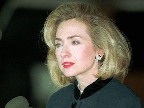 Can benh khien ba Hillary Clinton khong the sinh con lan nua - Anh 1