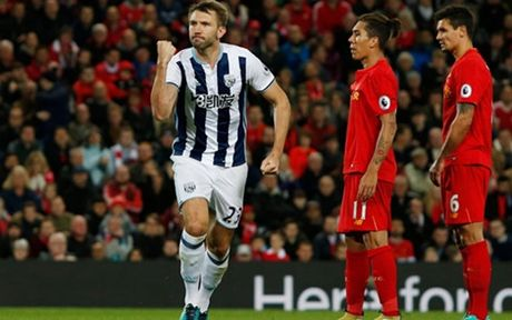 Ha guc West Brom, Liverpool tim lai niem vui chien thang - Anh 2