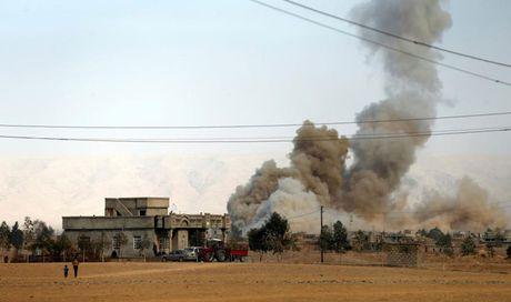 Hinh anh cuoc tong tan cong Mosul- thanh tri cua IS tai Iraq - Anh 13