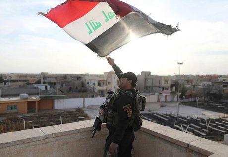Hinh anh cuoc tong tan cong Mosul- thanh tri cua IS tai Iraq - Anh 4