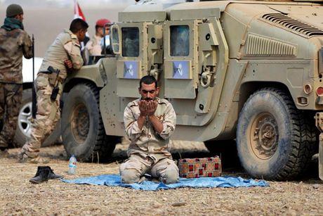 Hinh anh cuoc tong tan cong Mosul- thanh tri cua IS tai Iraq - Anh 9