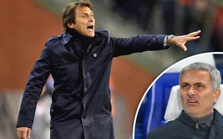 Chelsea – MU: Man dau tri giua Mourinho va Conte - Anh 1