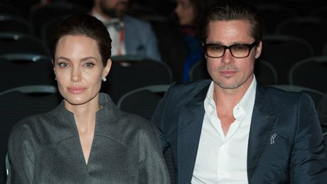 Hon nhan cua Angelina Jolie va Brad Pitt van con 'tia hy vong' - Anh 1