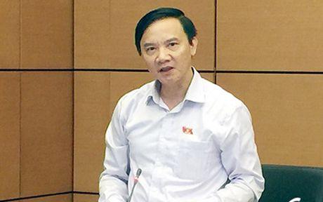 Dai bieu Quoc hoi: Cong chuc khong duoc den doanh nghiep 'an com' - Anh 1