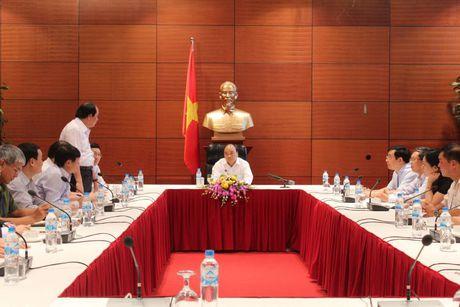 Hinh anh:Thu tuong thi sat cong tac to chuc CLMV8, ACMECS7, WEF-Mekong - Anh 9