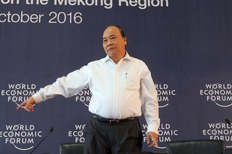 Hinh anh:Thu tuong thi sat cong tac to chuc CLMV8, ACMECS7, WEF-Mekong - Anh 3