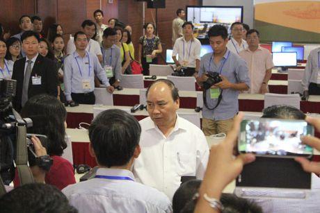 Hinh anh:Thu tuong thi sat cong tac to chuc CLMV8, ACMECS7, WEF-Mekong - Anh 6