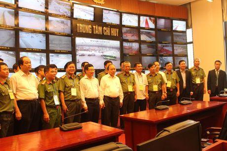 Hinh anh:Thu tuong thi sat cong tac to chuc CLMV8, ACMECS7, WEF-Mekong - Anh 7