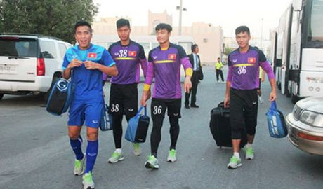 U19 Viet Nam khieu nai, chu nha Bahrain phai xin loi - Anh 1