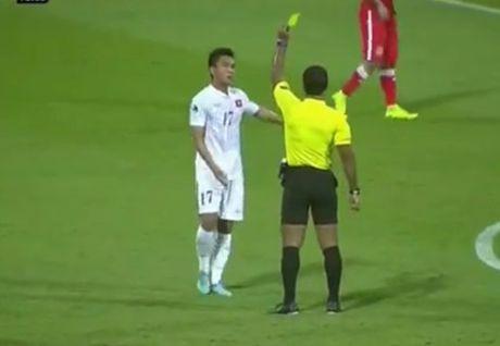 Truc tiep U19 Viet Nam 0-0 U19 Bahrain: Trong Dai canh cao doi thu - Anh 1