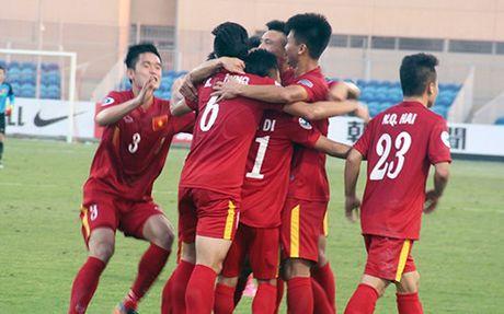 Truc tiep U19 Viet Nam 0-0 U19 Bahrain: Trong Dai canh cao doi thu - Anh 5