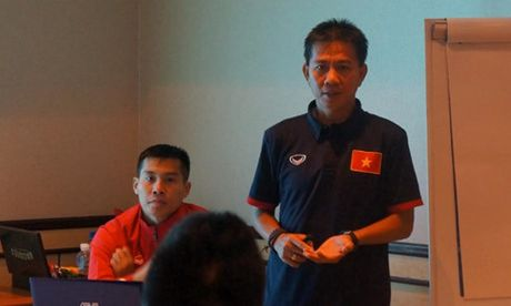 Truc tiep U19 Viet Nam 0-0 U19 Bahrain: Trong Dai canh cao doi thu - Anh 6