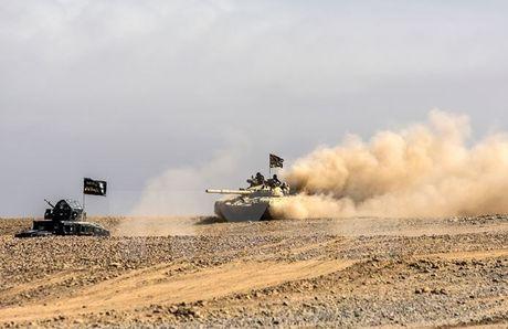 Quan doi Iraq ram ro ap sat Mosul, tieu diet hang tram tay sung IS - Anh 1