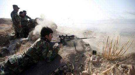 Tho Nhi Ky giup nguoi Kurd tai Mosul: Tinh toan sieu loi - Anh 1