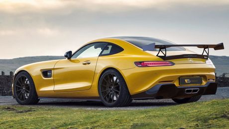 Ngam phien ban Dime Racing Mercedes-AMG GT 'manh me nhat' - Anh 2