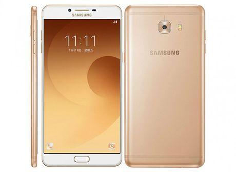 Ra mat Samsung Galaxy Pro C9, RAM 6GB gia hap dan - Anh 2