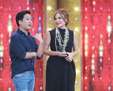 Thanh Ha lang man song ca cung nguoi tinh kem 11 tuoi - Anh 2