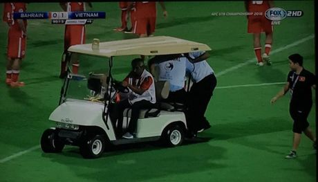 Chum anh U19 Viet Nam viet lich su truoc U19 Bahrain - Anh 1